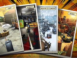 Major Gun 2 War on Terror Modapk Unlimited Coins 3.9.5 Latest Version