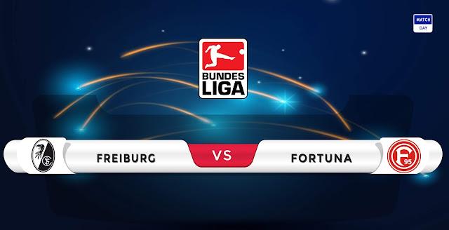 Freiburg vs Fortuna Dusseldorf Prediction & Match Preview