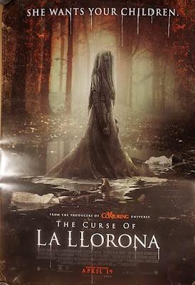 The Curse Of La Llorona (2019) Dual Audio [Hindi DD5.1 720p Bluray ESubs Download