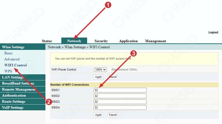 cara membatasi jumlah pengguna wifi indihome