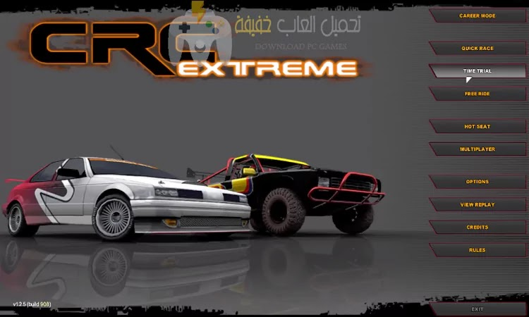 تحميل لعبة Cross Racing Championship Extreme مضغوطةر