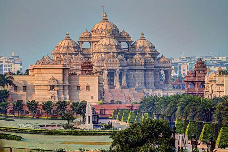 Akshardham, el templo hindú más grande del mundo | India