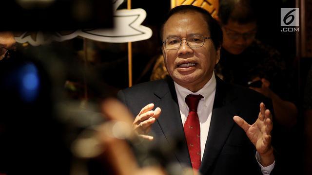 RR Sebut Kecurangan Pemilu Masif karena Bangsa Indonesia Terlalu Pemaaf
