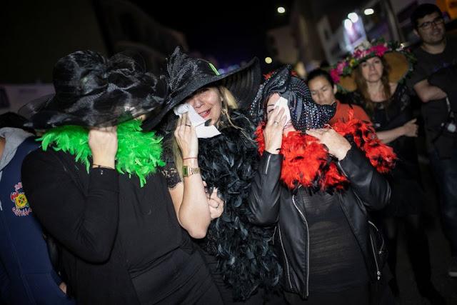 FOTO%2BARCHIVO%2BENTIERRO%2BSARDINA - Fuerteventura.- Carnaval de Puerto del Rosario : Concurso Insular de Murgas, Cabalgata, Achipencos, Carnaval de Día y Entierro de la Sardina con buen tiempo y muchas ganas