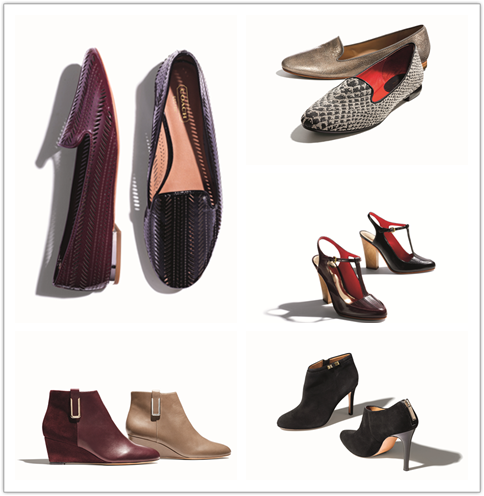 My Access to Coach Fall 2013 Footwear Collection. Wow!