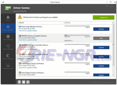 Driver Genius Professional 16.0.0.241 Full Version