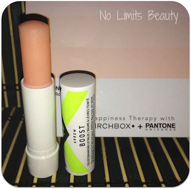 BirchBox Abril 2016 - Arrow Boost Color Enhancing Lip balm