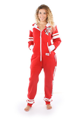 college team onesie jumpsuit
