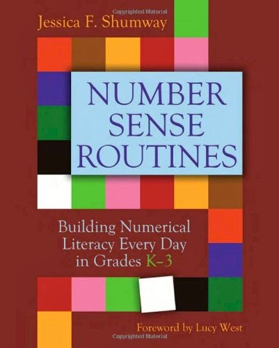 http://www.amazon.com/Number-Sense-Routines-Building-Numerical/dp/1571107908/ref=asap_bc?ie=UTF8
