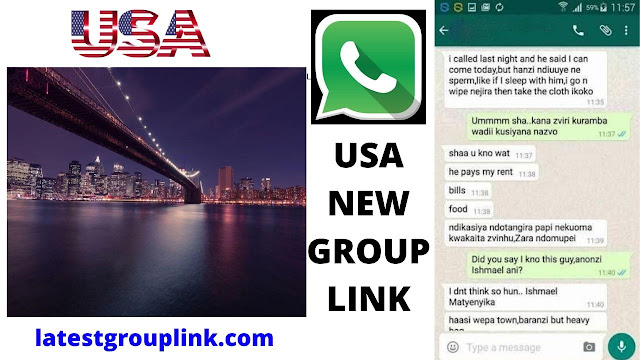 Join 201+ USA Whatsapp Group Links New Update
