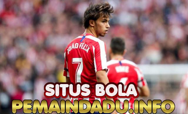 Manchester United Bidik Joao Felix Jika Gagal Dapatkan Sancho