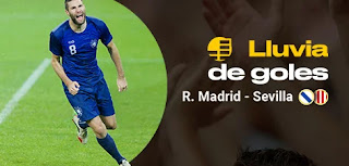 bwin promocion Real Madrid vs Sevilla 18 enero 2020