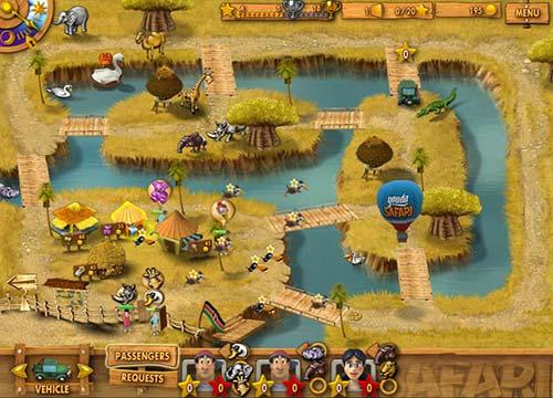 تنزيل لعبة يودا سفاري Youda Safari للبنات مجانا