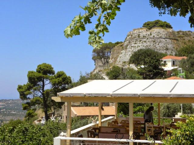 ristorante Palatino a Travliata, isola di Cefalonia