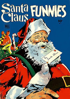 Santa Comic Books