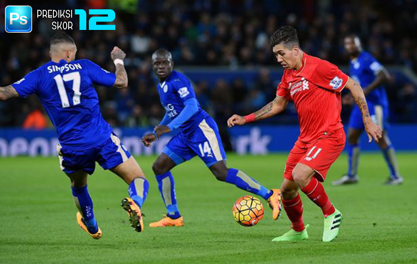 Prediksi Liverpool FC vs Leicester City 10 September 2016