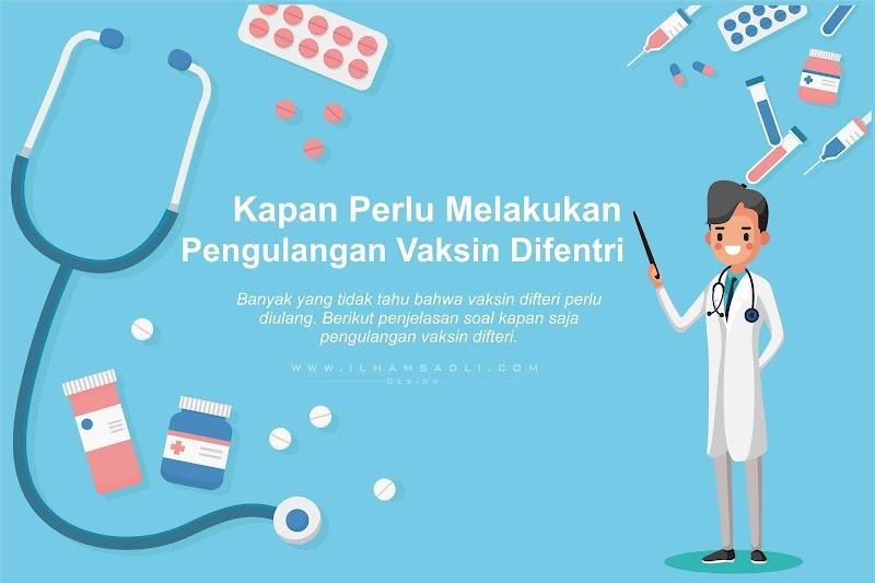 Kapan Perlu Melakukan Pengulangan Vaksin Difteri?