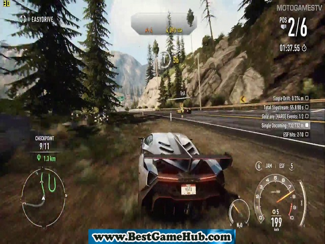 Need For Speed Rivals EA Sports All Games Download Free
