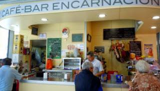 Bar del mercado de la Encarnación. El Tapeador.