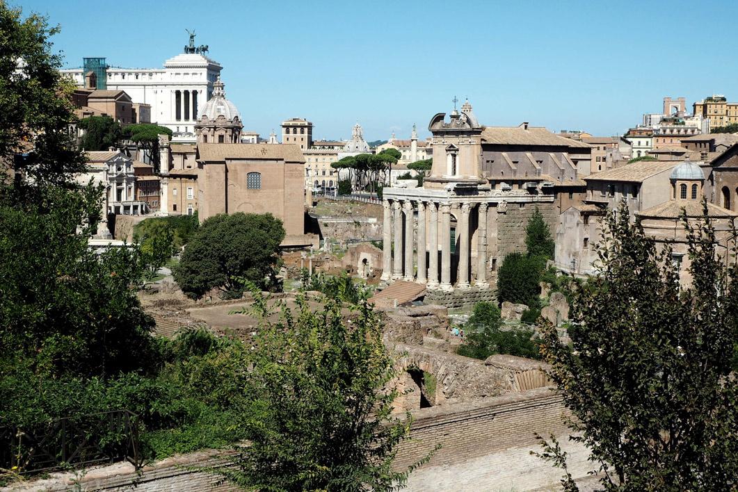 ROME DIARY III. 16