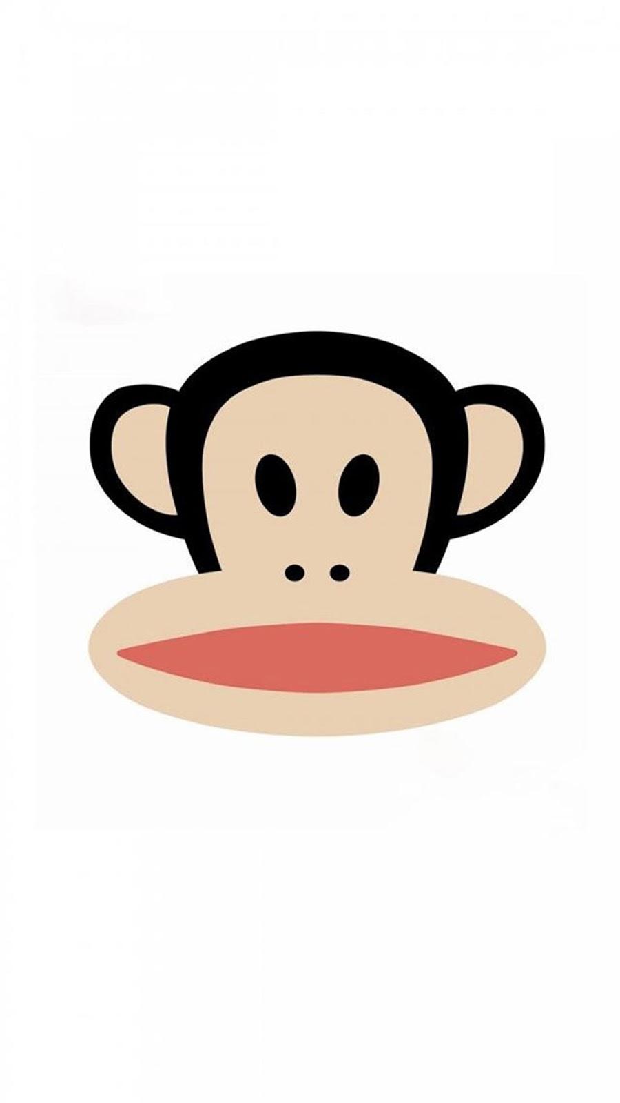 Monkey Face IPhone 7 Plus Wallpaper