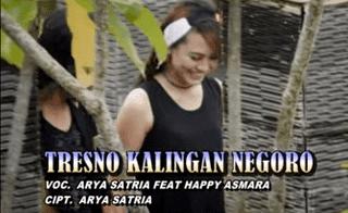 Lirik Lagu Tresno Kalingan Negoro - Arya Satria
