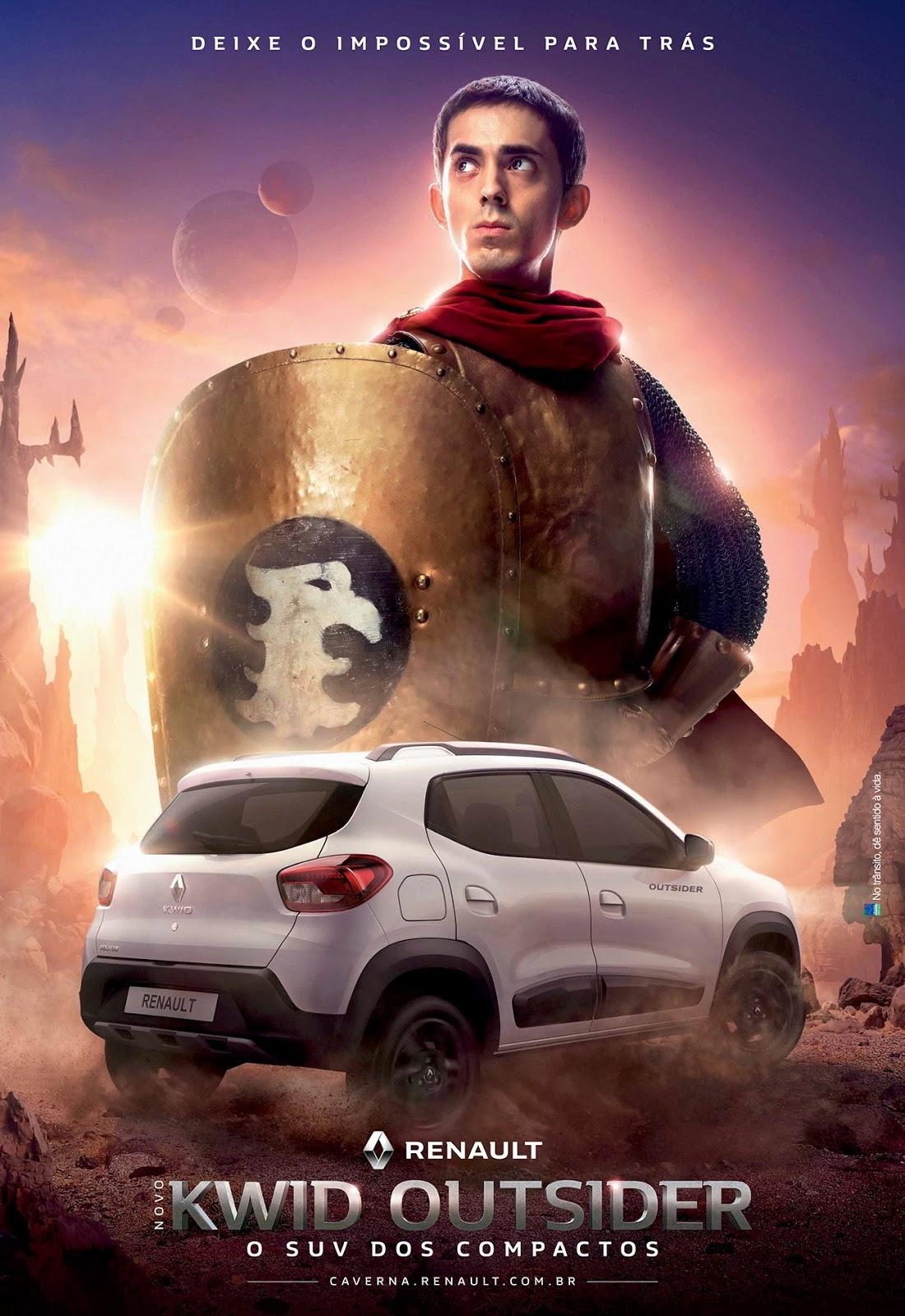 Renault Brasil  Dungeons and Dragons