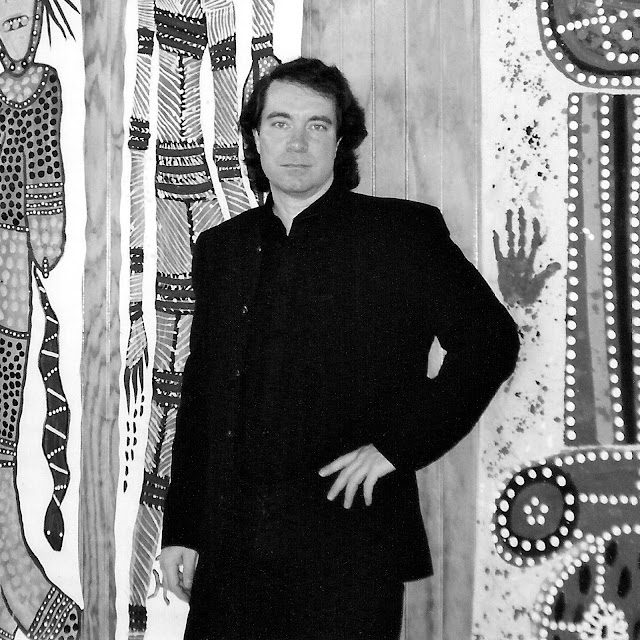 Gerry Joe Weise, Australian composer, Blues, Contemporary Classical.