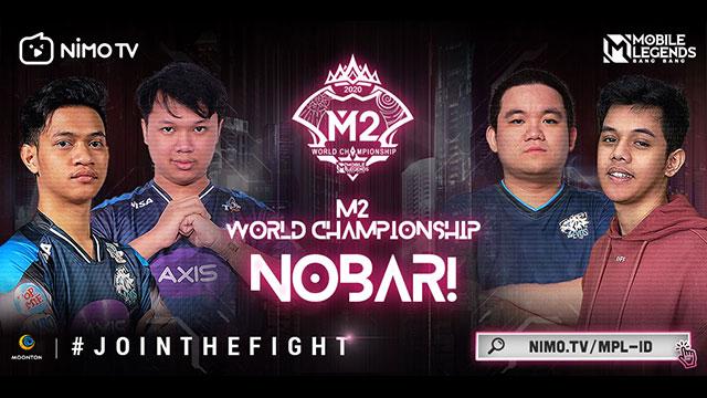 m2 world championship nimo tv