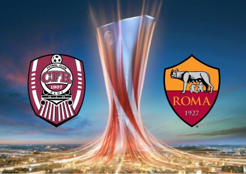 CFR Cluj vs Roma -Highlights 26 November 2020