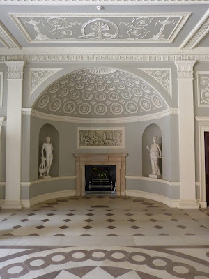 Entrance Hall, Osterley © A Knowles 2014
