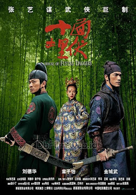 Sinopsis film House of Flying Daggers (2004)