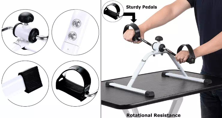 Owme Fitness Mini Stationary Best Exercise Cycle in india