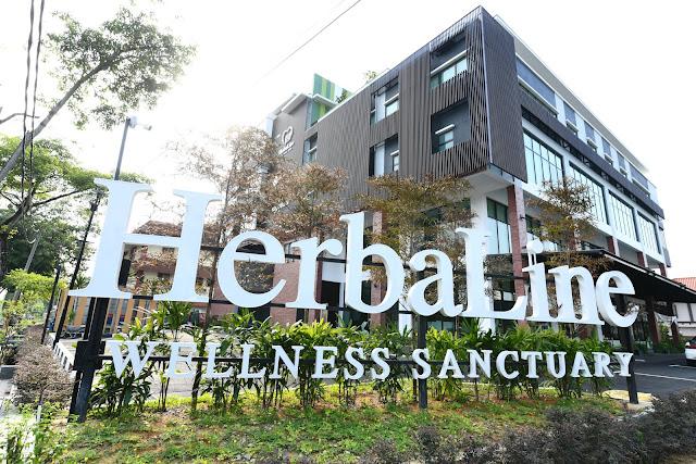 Bercuti Sambil Manjakan Diri Di HerbaLine Wellness Sanctuary Ipoh