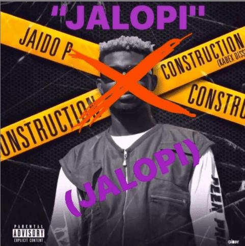Kabex – Jalopi (Jaido P Diss)