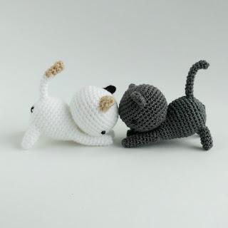 2000 Free Amigurumi Patterns: Neko Atsume Cat pattern