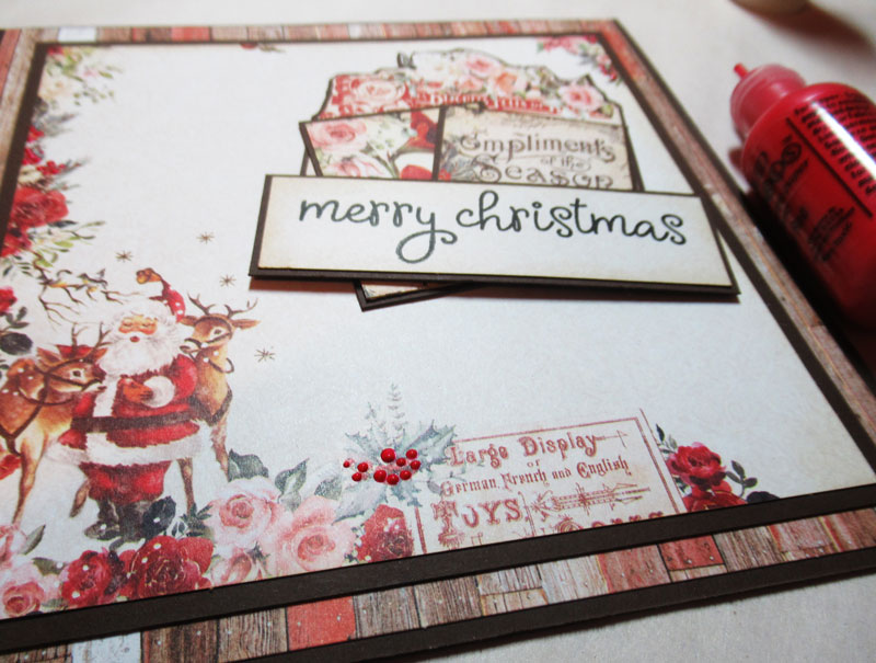 The Rubber Buggy Prima Christmas Cards