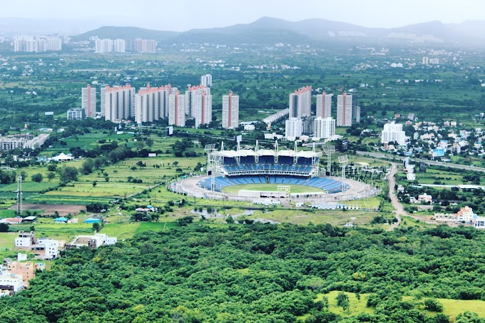 MCA International Stadium, Gahunje, Pune