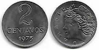 2 centavos, 1975
