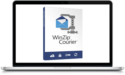 WinZip Courier 9.5 Full Version