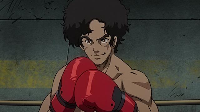 الحلقة السابعة من Megalo Box مترجمة