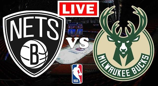 EN VIVO | Brooklyn Nets vs. Milwaukee Bucks | Playoffs de la NBA, Semifinales de Conferencia ¿Dónde ver gratis el partido online en internet?