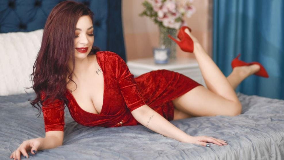 KatyClaire Model GlamourCams