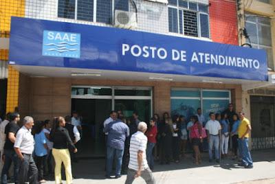 Alagoinhas: SAAE inicia funcionamento do Posto de Atendimento aos sábados