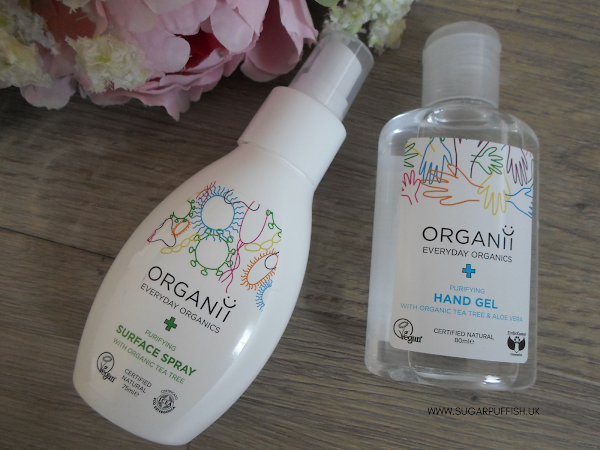Reviews for Love Lula - Organii Purifying Hand Gel and Surface Spray