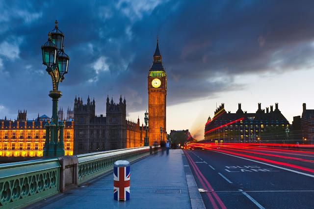 Londra vacanza in novembre per 2 persone