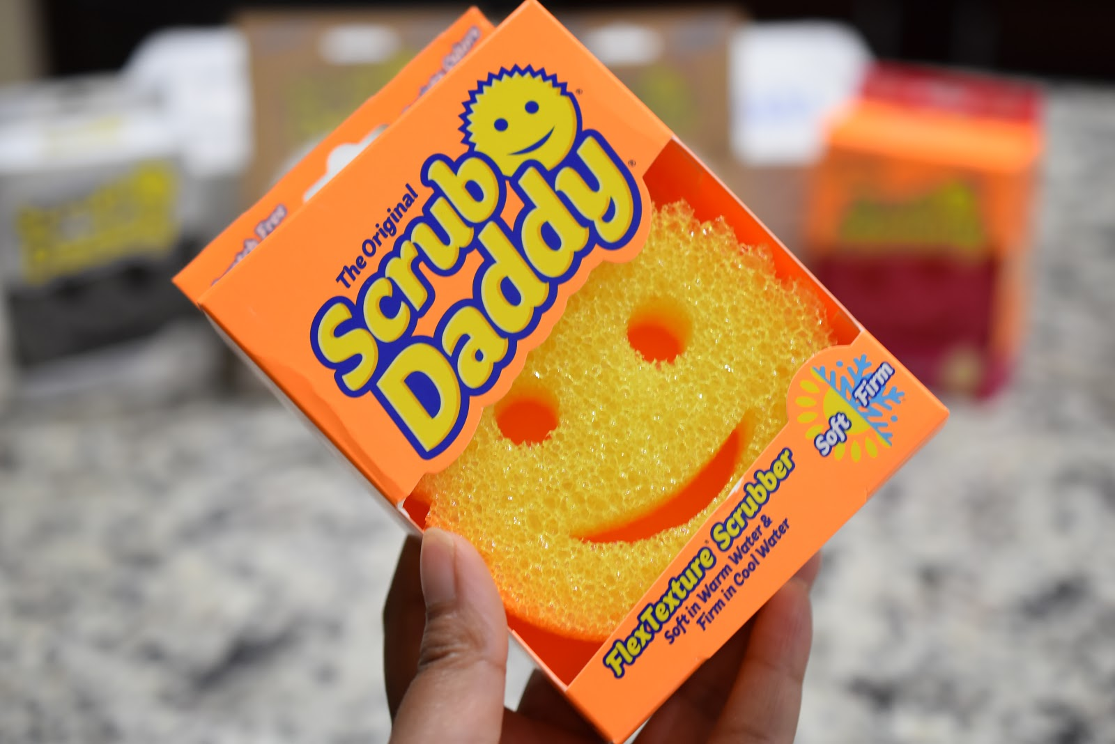 The Original Scrub Daddy Sponge