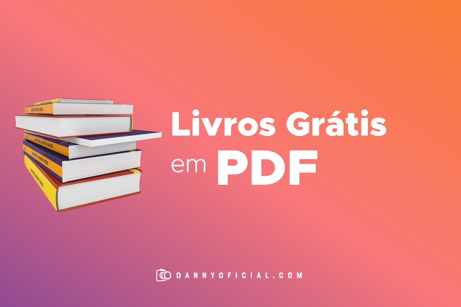 Livros grátis em PDF