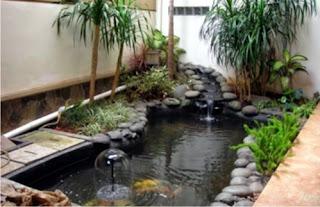 kolam minimalis sidoarjo
