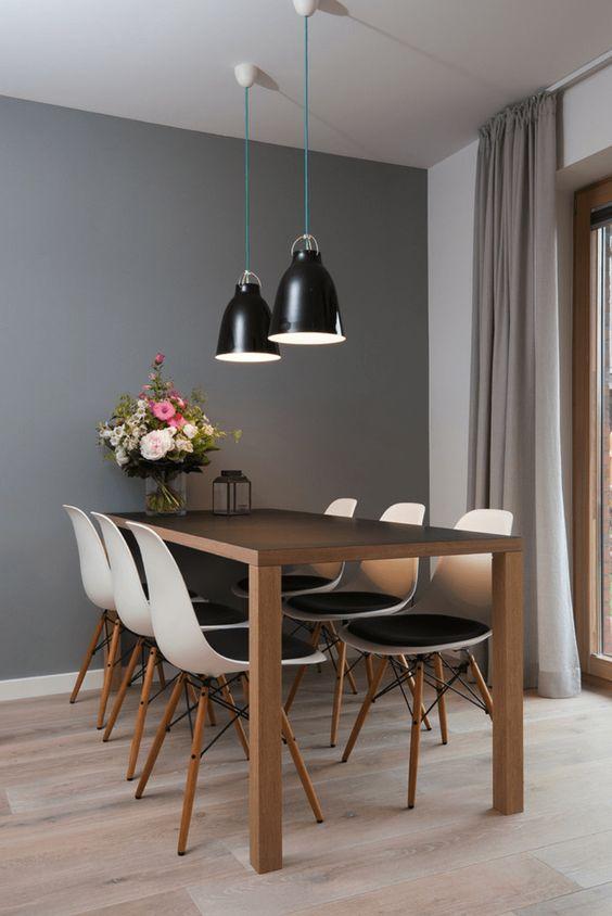 Decora o 15 salas de jantar pequenas com mesas for Mesas para ordenador pequenas